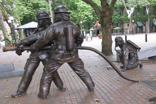 Fallen Firefighters' Memorial