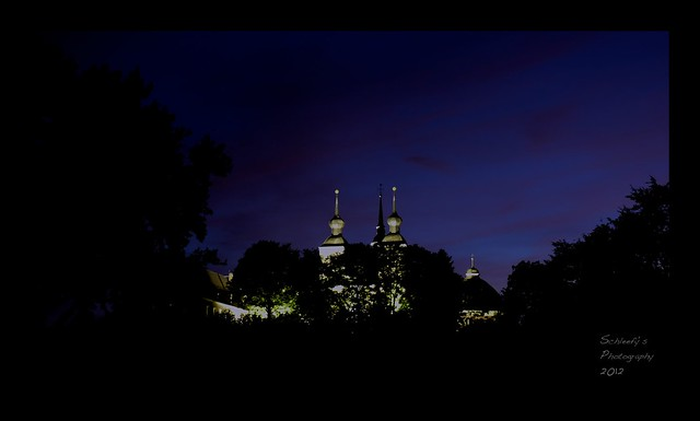 Deine Stadt / Your Town 2012 - August - Night / Nacht