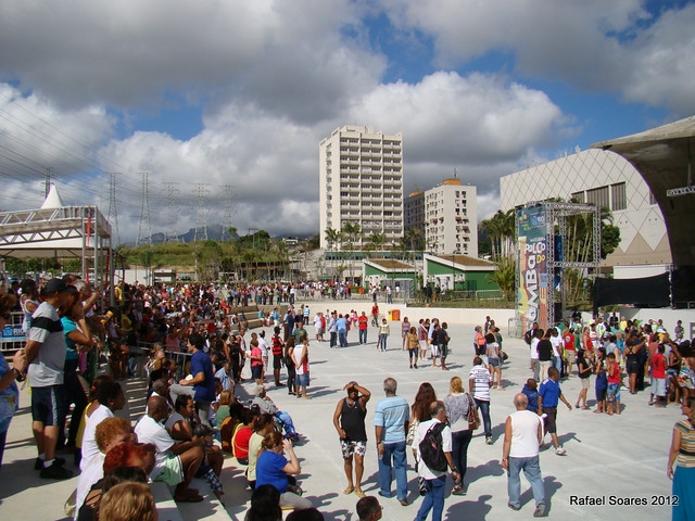 Parque Madureira - Foto: raffasoares/Flickr - Licença Creative Commons (CC BY-NC 2.0)