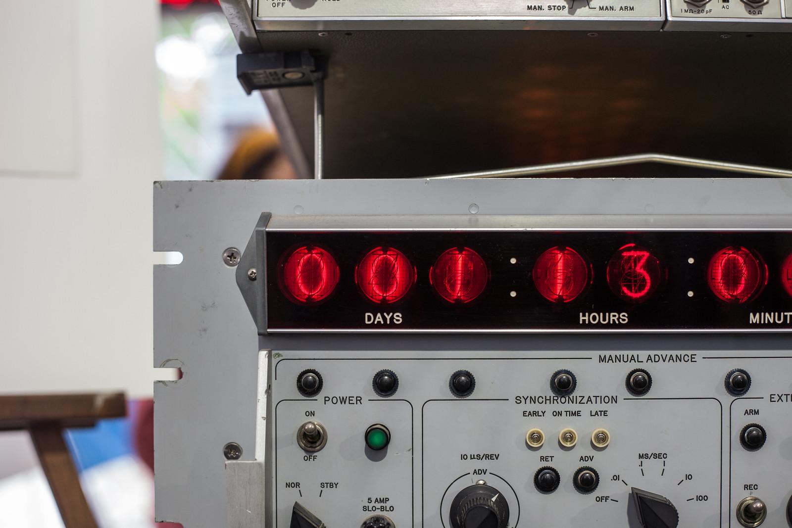 Days, Hours, Minutes by wwward0