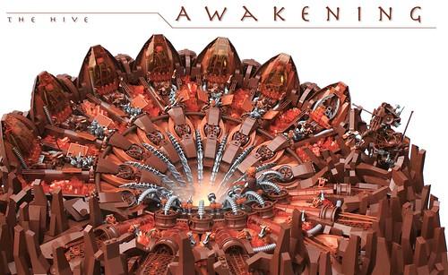 Awakening by Bart De Dobbelaer