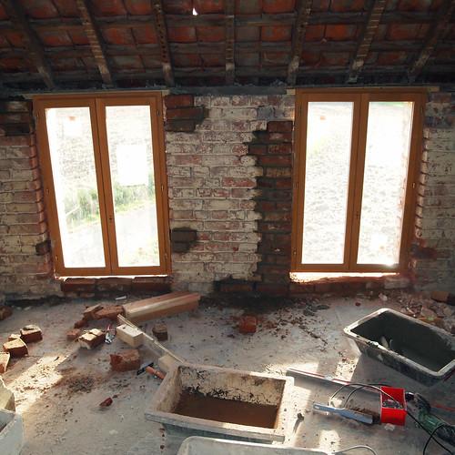 Les 2 fenêtres flambantes neuves !