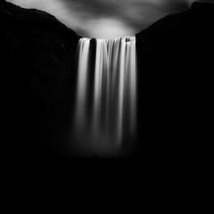 Skogafoss waterfall, iceland