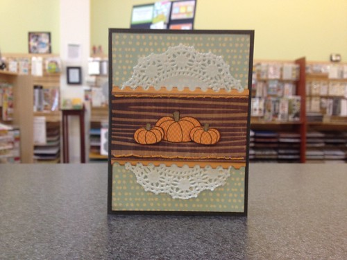 Card Creations Sept 2012