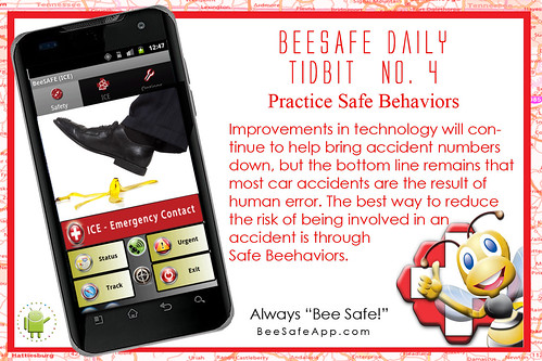 BeeSafe™ Daily Tip No. 4 by deZengo