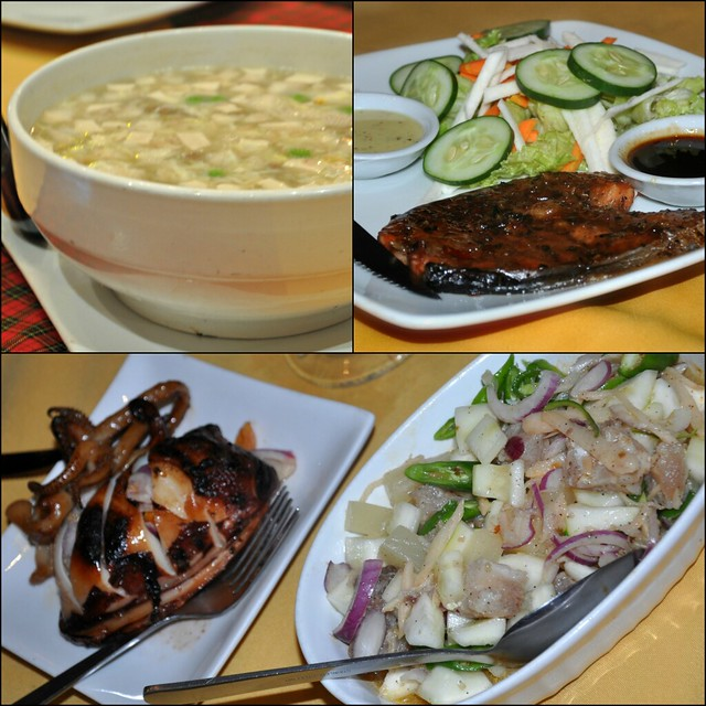 Balai Gloria Dinner