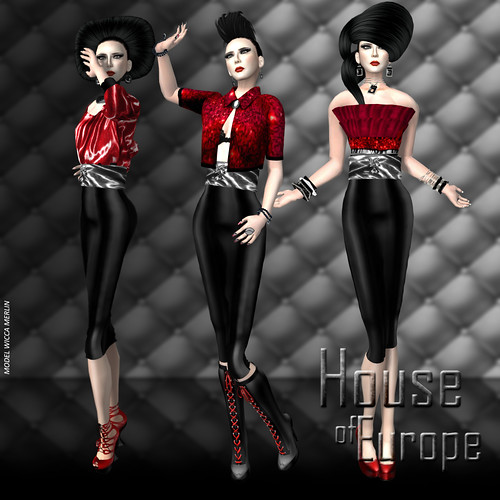 House of Europe - Femme Fatale Vendor