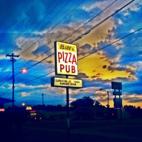 Bills Pizza by Greensboro NC