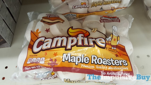 Campfire Maple Roasters