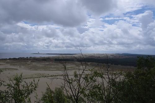 Nida sand dunes, Lithuania