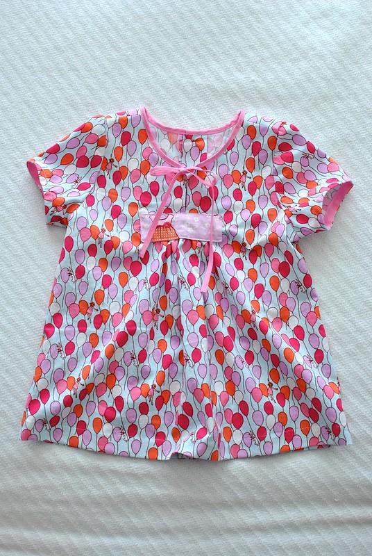 Addy's School Clothes!
