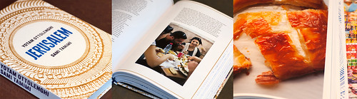 Jerusalem (A Cookbook) by Yotam Ottolenghi and Sami Tamimi