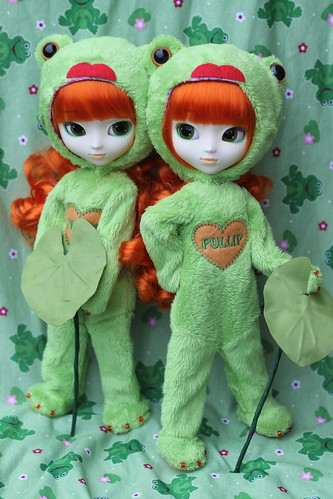 Lily P & Frogger