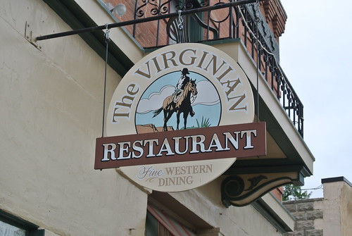 The Virginian Restaurant, Buffalo, WY - foto: giuliaduepuntozero, flickr