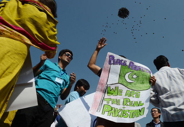 """We are the real Pakistan"""