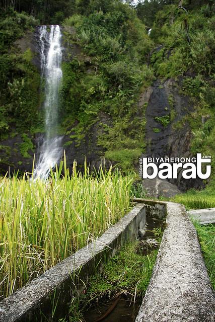 Chappa Falls in Banaue Ifugao