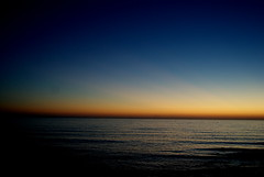 Sunset of freedom