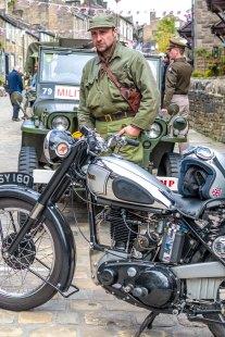 Haworth 1940s weekend 2015