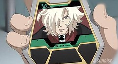 Gundam AGE 4 FX Episode 46 Space Fortress La Glamis Youtube Gundam PH (56)