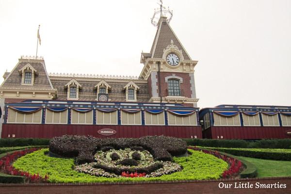 Disneyland - Day