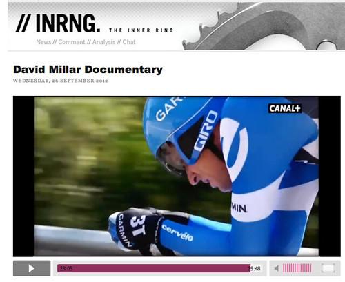 inrng   david millar documentary