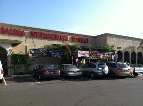 Balboa International Market