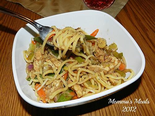 Chicken Lo Mein (6)