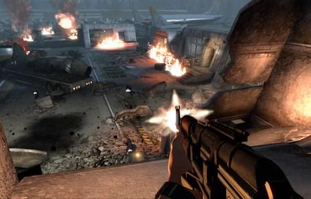 007 Legends - Enemy Fire (Goldfinger)