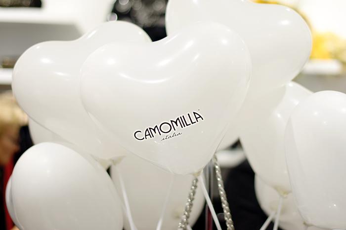 Camomilla event in Torino
