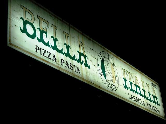 Bella Italia, Kuching