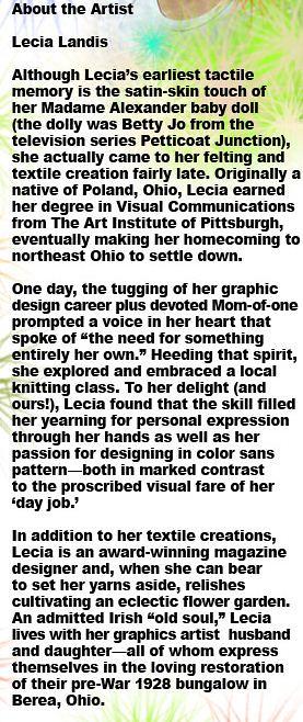 About Lecia Landis34