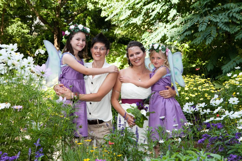 our flower faeries