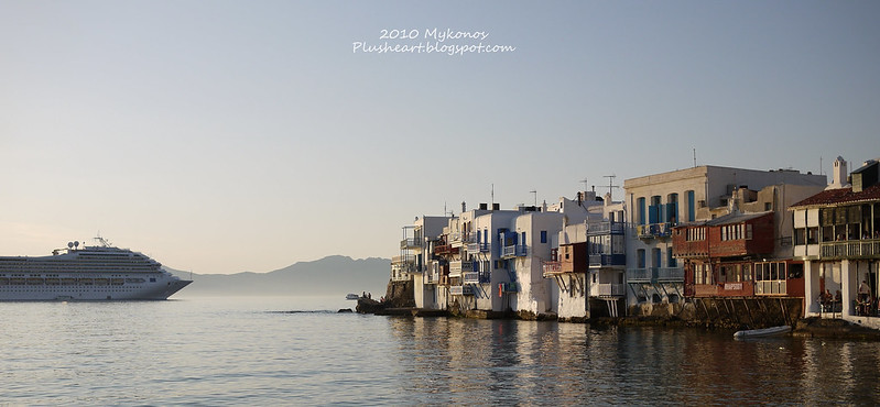 ▌Greece ▌ Mykonos – 一天足矣的小地方
