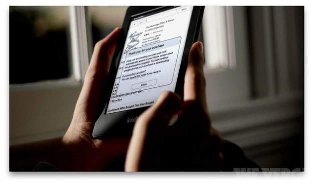 Nueva tableta de Amazon vista en anuncio de TV