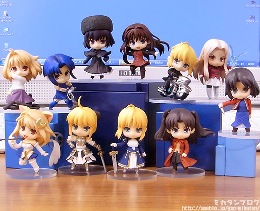 Nendoroid Petite TYPE-MOON Collection