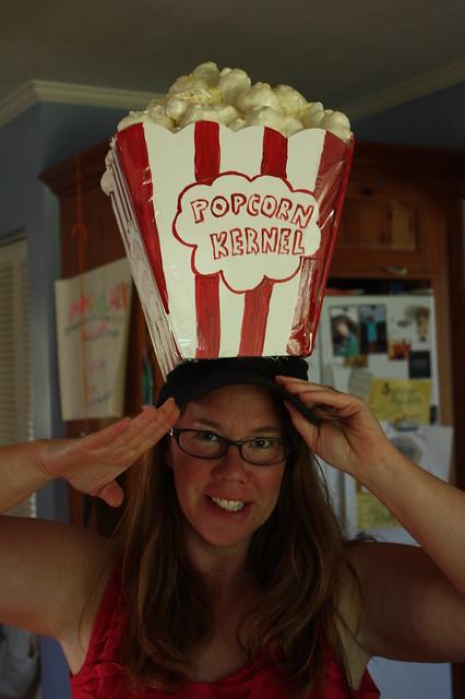 Popcorn Colonel
