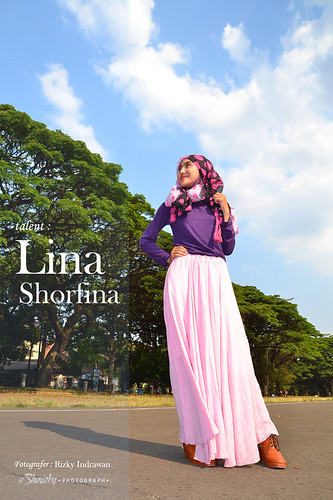 Lina Shorfina by shorizky!