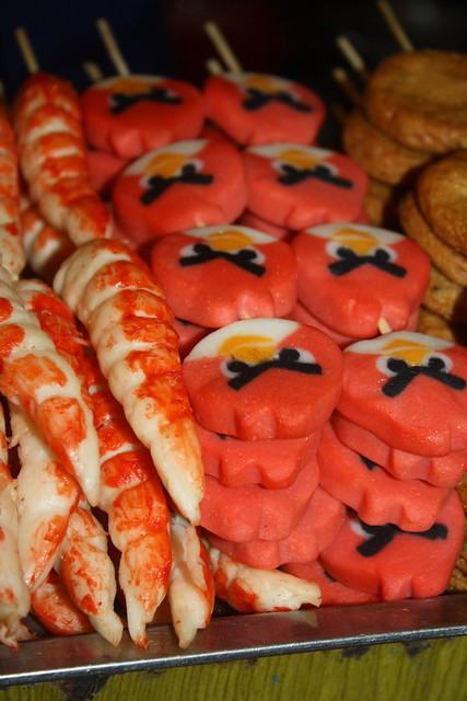 Angry Birds Edibles Canbodia