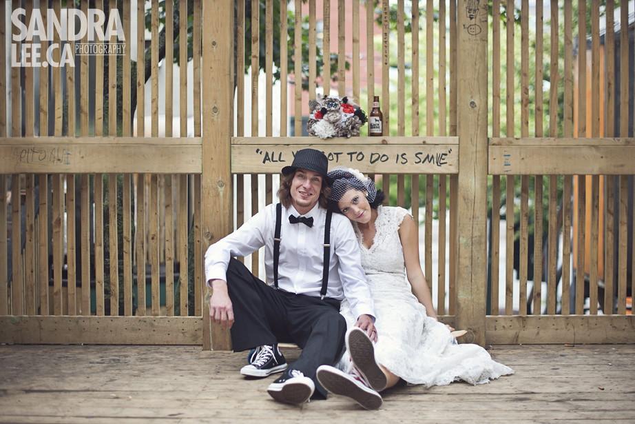 AJ + Deanne :: St. John's Stylish Retro Wedding