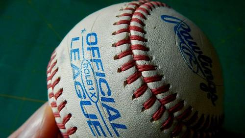 Baseball Bracelet 2
