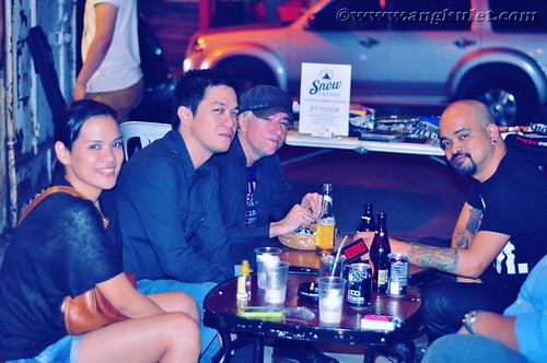 Gaijin + Dong Abay at Saguijo Cafe