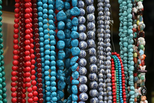 Beads - Antique market, Shanghai