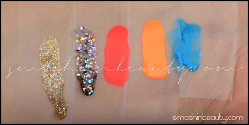 Hed-Kandi-Nail-Varnish-Polish-Swatches-Disco-Heaven-Hedonist-Beach-Party-Ibiza-mix-Balearic-cool