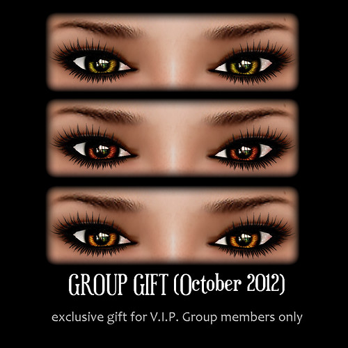 V.I.P. Group Gift October 2012