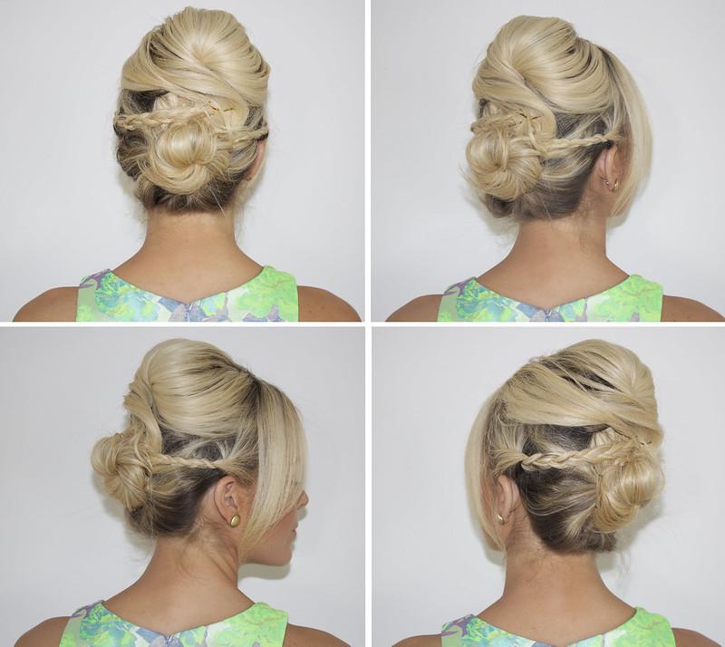 hair wedding updo
