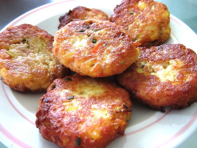 STP's luncheon meat potato croquettes 1