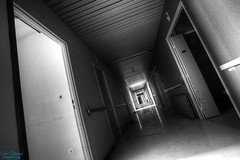 Hôpital Plaisir - Innombrables chambres