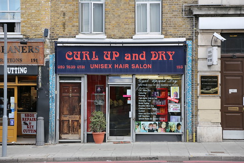 Curl Up and Dry