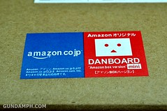 Revoltech Danboard Mini Amazon Box Version Review & Unboxing (2)