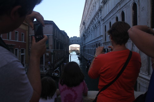 Bridge of Sighs from the north